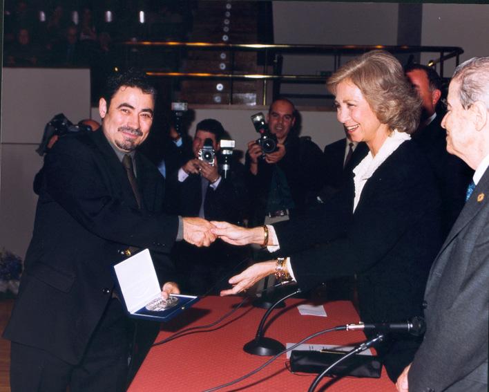 Primer premio BMW de Pintura 2002